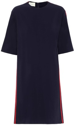 Gucci Stretch cady shirt dress