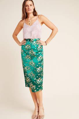 Hutch Renee Jacquard Pencil Skirt