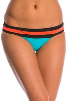 Pilyq Swimwear Banded Color Block Bikini Bottom 8145801