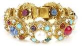 Ben-Amun Byzantine Pearl and Stone Bracelet