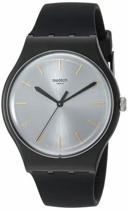 Swatch Core Refresh Quartz Silicone Strap