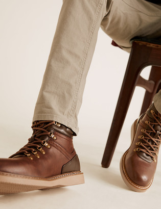 Marks and Spencer Lace Up Hiking Boots