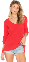 BB Dakota Zona Sweater in Red. - size S (also in )