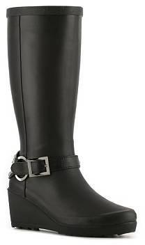 Chooka Stud Wedge Rain Boot