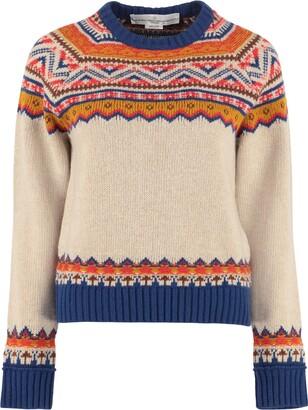 Golden Goose Momo Crew-neck Wool Sweater