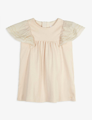 Chloé Frill cotton dress 6-36 months