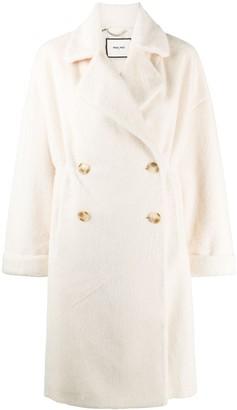 Max & Moi Mady double breast coat