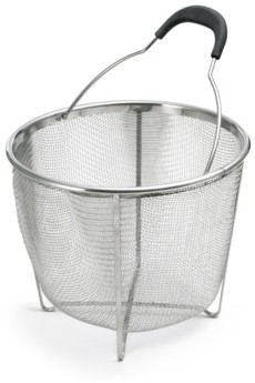 Polder Strainer Steamer Basket