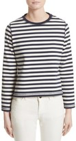 Belstaff Women's Christina Stripe Cotton Sweater