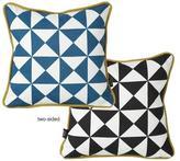 ferm LIVING Little Geometry Cushion