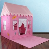 The Well Appointed House Dexton Fengi Princess Playhouse & Floor Quilt for Kids - OUT OF STOCK