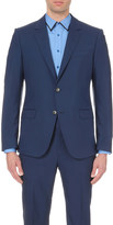 Alexander McQueen Regular-fit virgin wool jacket
