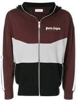 Palm Angels Men's Brown/black Polyamide Sweatshirt.
