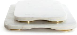 Hawkins New York Mara Marble Serving Board