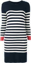 Chinti and Parker knitted breton striped dress - women - Merino - XS