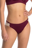 Mossimo Sea Side Embroidered Bikini Bottoms
