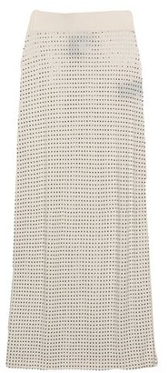 John Richmond 3/4 length skirt