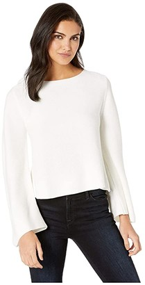 Bishop + Young Savvy Sweater (Ivory) Women's Sweater
