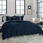 Kenneth Cole Reaction Home Structure Full/Queen Duvet Cover in Indigo
