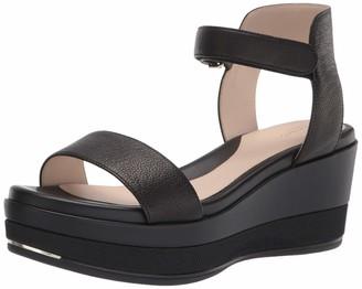 Cole Haan Women's Grand Ambition Flatform Wedge Sandal 65MM