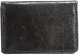 Jack Georges Tuscana Classico Business Card Holder - Buffalo Leather