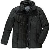 Voi Jeans Speed Black Padded Jacket