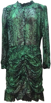 BA&SH Bash Green Viscose Dresses