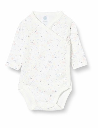 Sanetta Baby Girls' Wickelbody Broken White Toddler Underwear Set