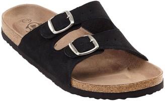 Northside Womens Strap Cork Sandals - Mariani