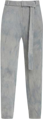 Cotton Citizen Lima Cashmere And Cotton Track Pants