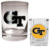 Georgia Tech Yellow Jackets 2-pc. Rocks and Shot Glass Set