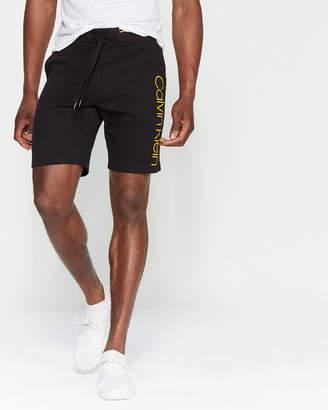 Calvin Klein Athleisure Contrast Shorts