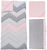 Trend Lab Cotton Candy 3-pc. Chevron Crib Bedding Set