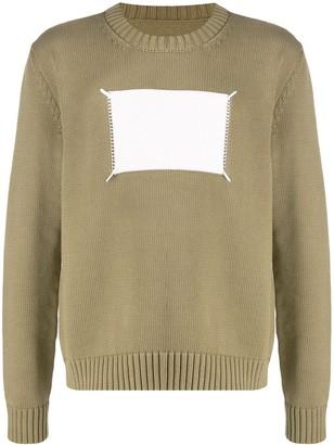 Maison Margiela Memory Of label jumper