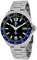 Tag Heuer Formula 1 WAZ211A.BA0875 Men's Stainless Steel Automatic Watch with Chronograph