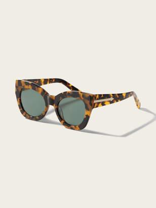 Karen Walker Northern Lights Cat Eye Sunglasses