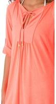 Shoshanna Jersey Cover Up Dress