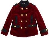 Dolce & Gabbana Cotton & Wool Velvet Jacket
