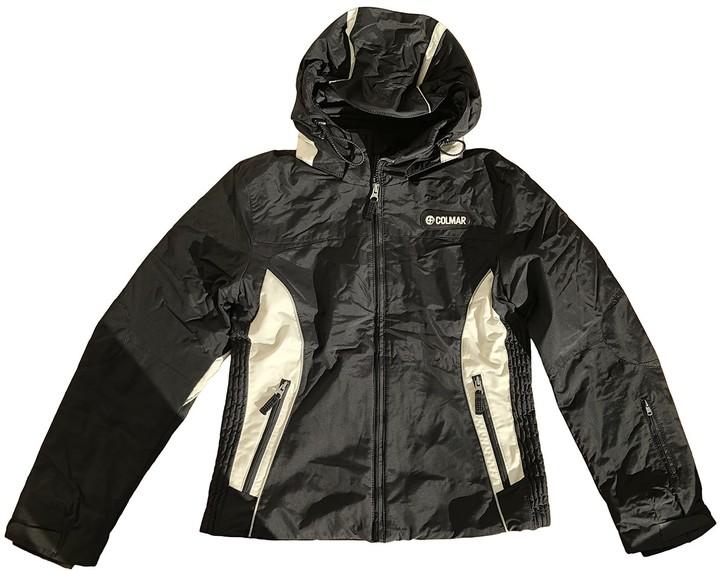 Colmar Black Coat for Women