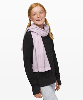 Lululemon Village Chill Scarf - Girls