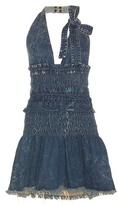 Chloé Denim Mini Dress