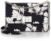 Furla Small 1927 Floral Leather Shoulder Bag