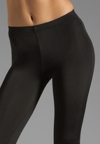 Plush Knee Patch Legging