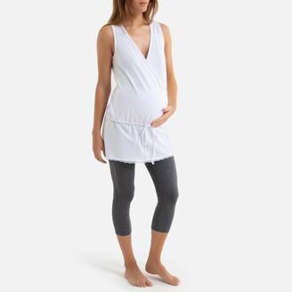La Redoute Collections Cotton Maternity/Nursing Pyjamas
