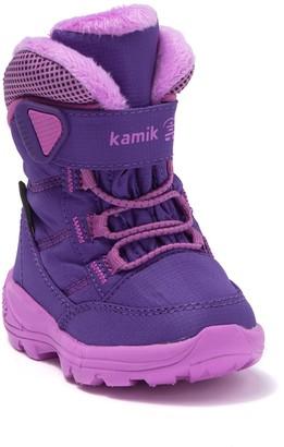 Kamik Stance Waterproof Snow Boot (Toddler)