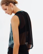 Koral Crescent Crop Top