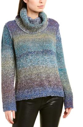 Inhabit Drama Wool-Blend Sweater