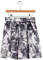 Imoga Girls' Printed A-Line Skirt