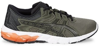 Asics GEL-QUANTUM 90 2 Perforated Lace-Up Sneakers