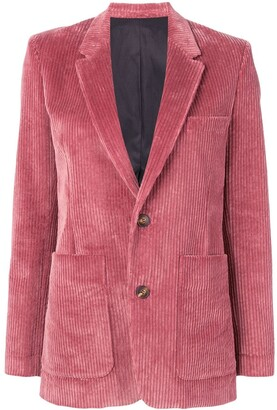 AMI Paris Lined Two Buttons Jacket